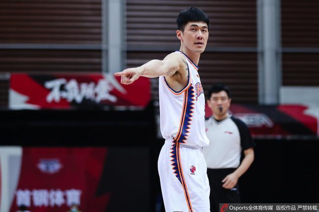 连续两场0分收场 刘铮度过CBA生涯最糟一季