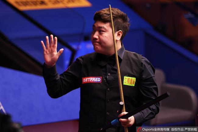 颜丙涛:丁俊晖比我多13年经验 更有机会夺世锦赛