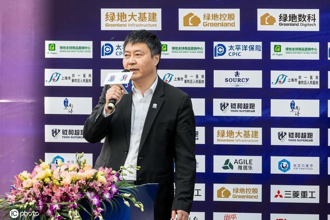 吴晓晖:申花目标第一集团争亚冠资格 冲击联赛冠军