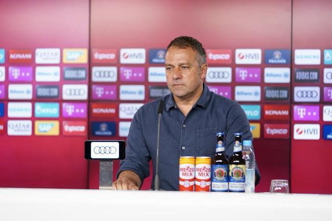 弗利克:我和拜仁是友好分手 纳帅在拜仁会很开心