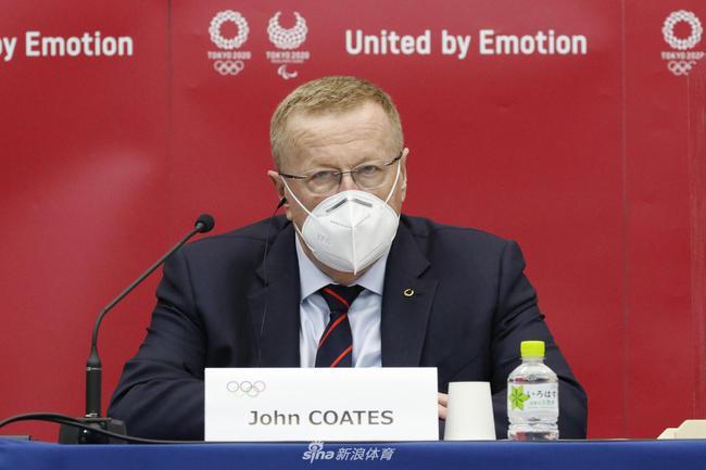 国际奥委会副主席:东京奥运会绝对会按时进行