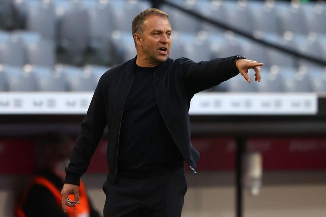 德媒:弗利克与德国足协达成协议 执教至2024欧洲杯