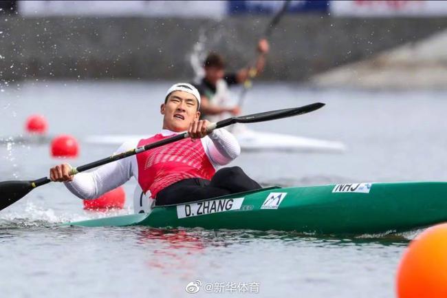 再获一席 中国静水皮划艇将在东京奥运会全项参赛