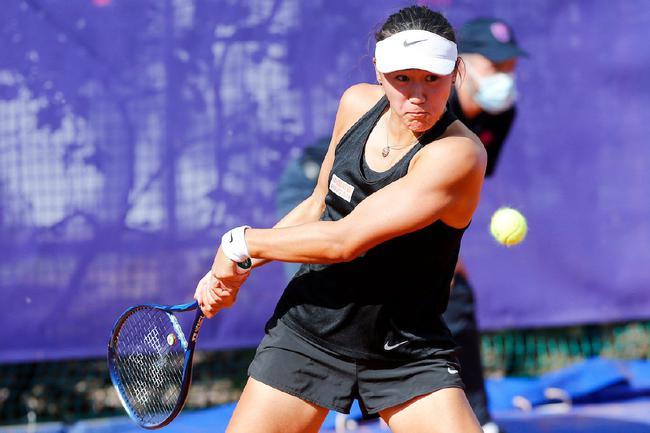 王曦雨克服狀態起伏贏得三盤大戰首進法網女單正賽