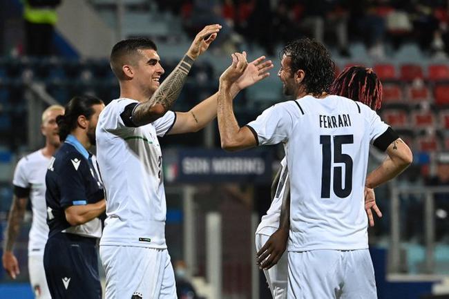 意大利7-0大勝
