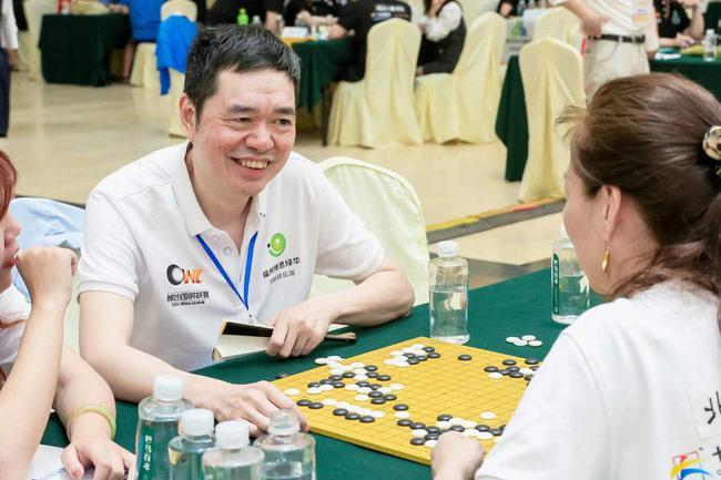 馬曉春九段參與賽事