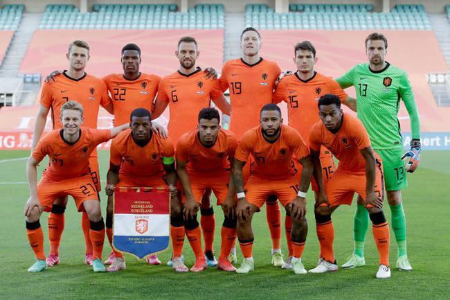 热身-德佩梅开二度救主 荷兰2度落后2-2平苏格兰