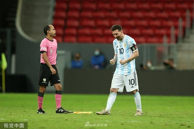 梅西最后的雪耻机会!为阿根廷夺冠就看这次了