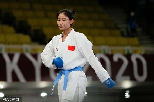 半决赛不敌世界冠军 龚莉收获空手道组手铜牌