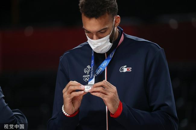 獨一無二!戈貝爾談奧運金牌和NBA總冠軍區別