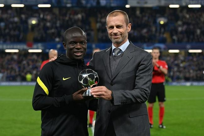 切尔西荣耀时刻!图赫尔+三队员获颁欧足联年度大奖