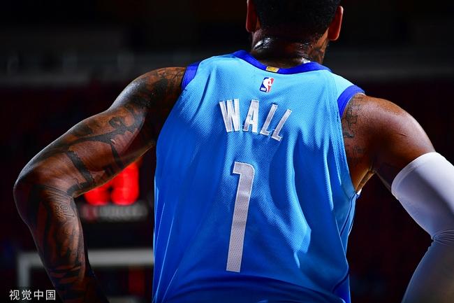 前NBA球员点评沃尔近况:忘记你曾是状元秀吧!