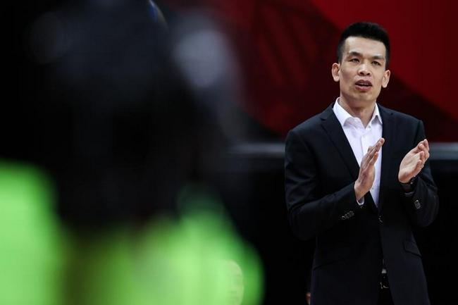 解立彬:北京男篮有机会进前四 望年轻球员珍惜