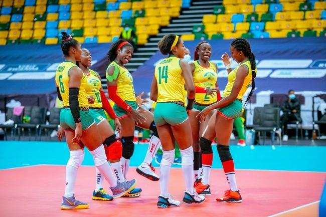 非锦赛喀麦隆肯尼亚会师决赛 双双直通2022世锦赛