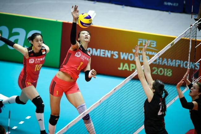 2022年女排世锦赛13队确定入围 仍有11席待分配