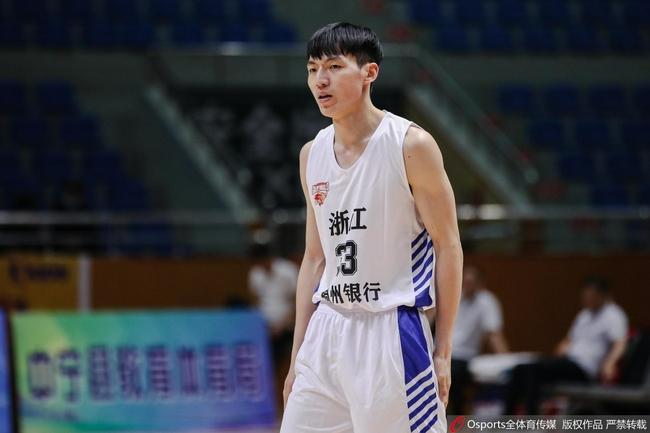 全运会男篮-浙江大胜天津 吴前27分时德帅两双