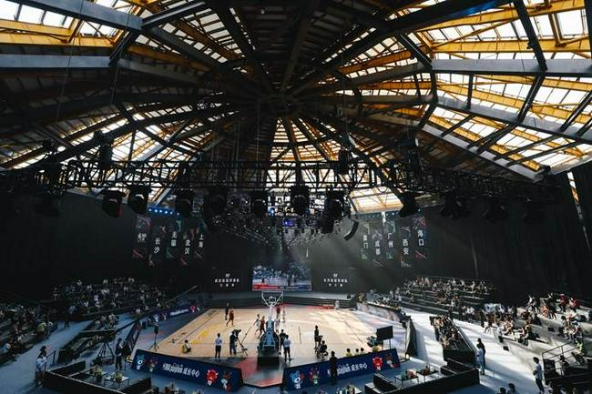 NBA 3X三人篮球挑战赛全国总决赛在沪举行