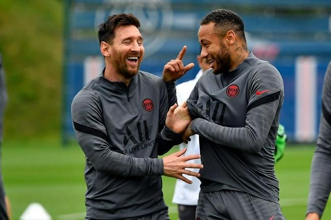 梅西连续两天正常参加训练  欧冠中将剑指曼城
