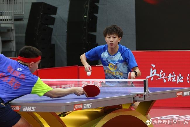 【博狗体育】樊振东休战汕头轻取江苏 王艺迪贡献2分大土河胜