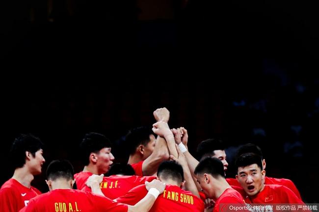 【博狗扑克】男篮世预赛赛程公布 中国男篮11月底两战日本