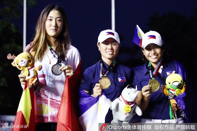 刘文博获得个人项目银牌