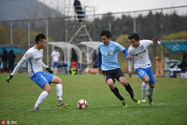 津门双雄均无缘U23联赛争冠组 两大年龄段缺竞争力