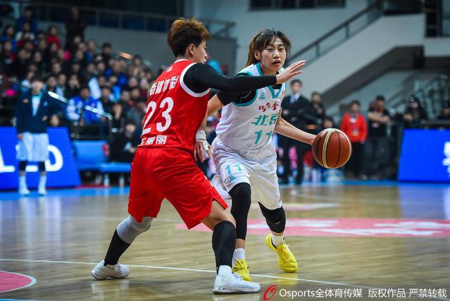 北京淘汰山西晋级半决赛