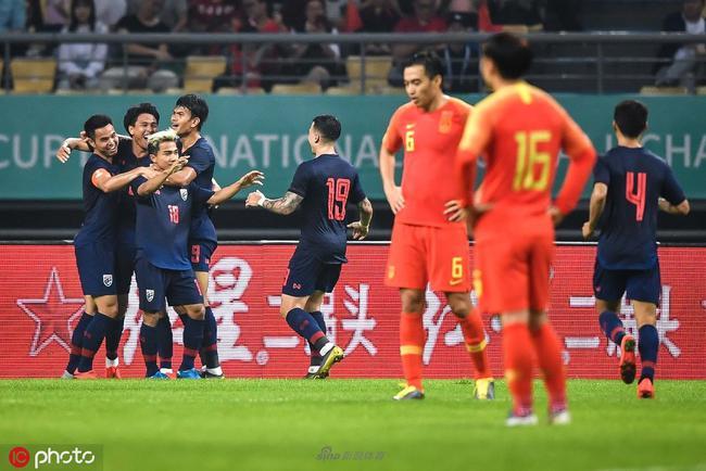 尴尬的中国杯 尴尬的中国队