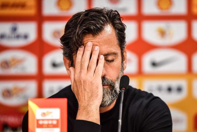 弗洛雷斯:申花还不是一支强队 输掉比赛真的很遗憾
