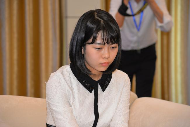 日本女团主将上野爱咲美