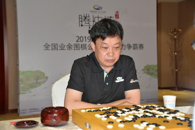 第四届商界棋王公开赛冠军陈宇