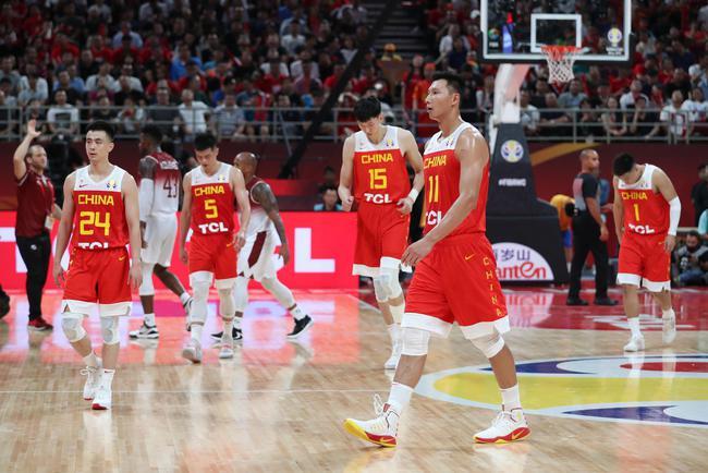中国男篮负委内瑞拉无缘16强