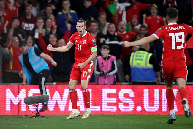 欧预赛-贝尔绝杀威尔士2-1险胜 克罗地亚4-0告捷