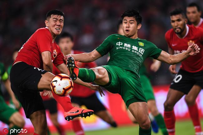 京媒:国安球员对比赛没有渴望 在深圳丢掉了两分