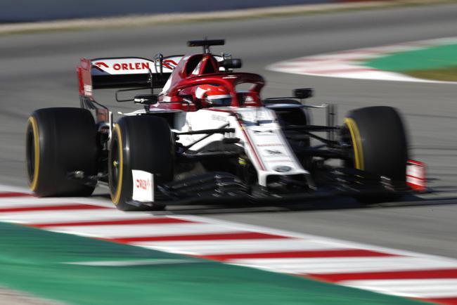 F1季前试车第四日:库比卡最快