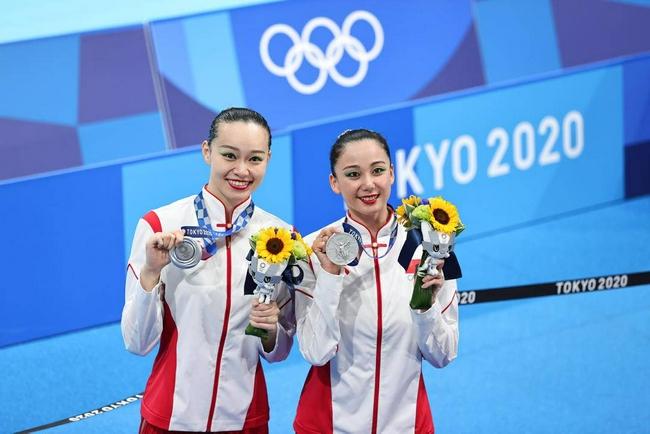 【博狗体育】花样游泳双人雪雁组合再获银牌 俄罗斯夺六连冠
