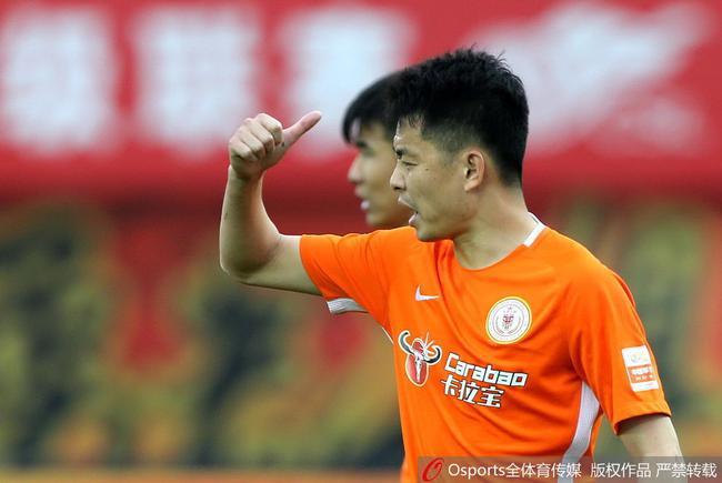 刘健:希望把防守优势延续下去 中超冠军还是恒大
