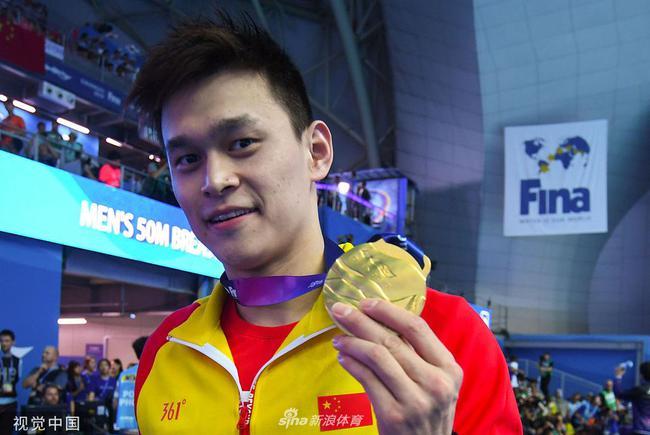 世锦赛游泳综述:美国一枝独秀 中国队完成目标