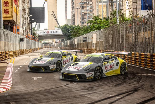 班博和Laurens Vanthoor将分别驾驶ROWE Racing车队的98号及99号保时捷 911 GT3 R