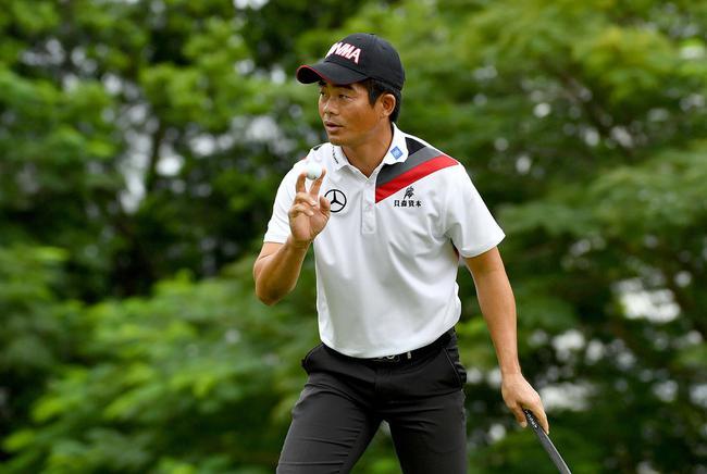 席尔瓦领先亚巡台湾名人赛 梁文冲T6落后两杆争冠