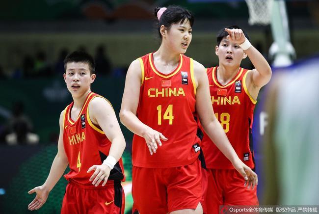 亚洲杯-陈明伶21分中国女篮6人上双狂胜菲律宾