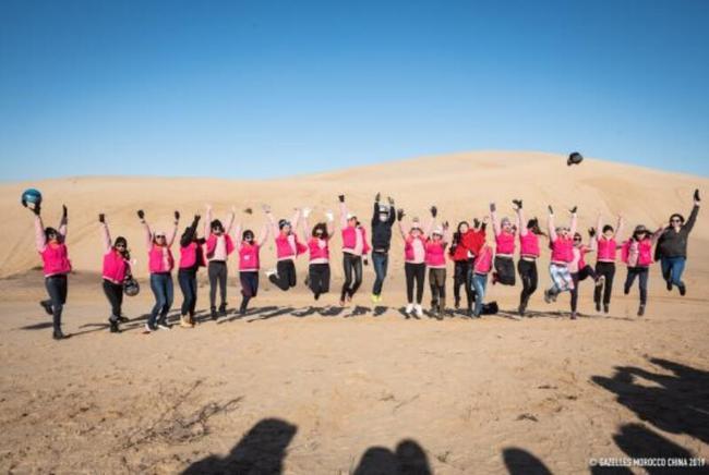 羚羊中国(奈曼)拉力赛落下帷幕全女性越野拉力赛强势来袭-启荣信息网