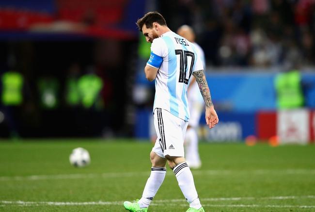 接下来,该梅西和阿根廷雄起了