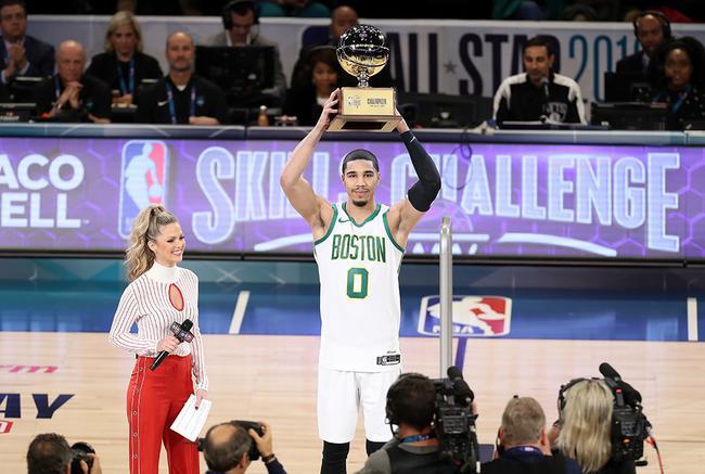 塔图姆:绿军今年一定会夺冠 要终生效力波士顿