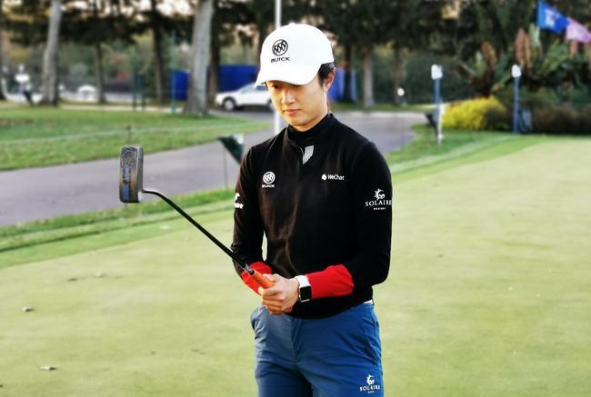 女子PGA锦标赛恐EVEN夺冠 刘钰:早上出发球场更难