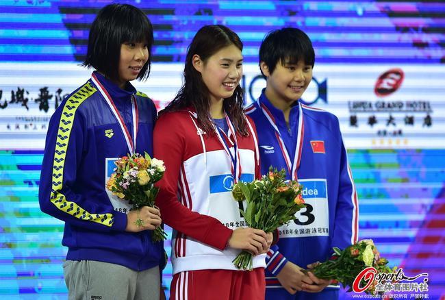 2018年亚运中国最小运动员 游泳13岁小将王一淳