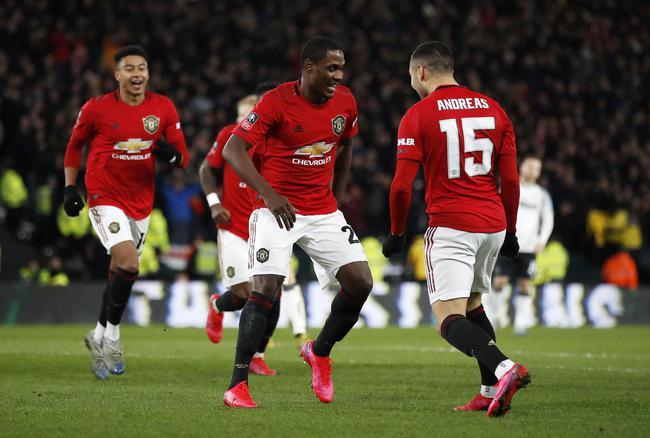 曼联3-0客胜晋级
