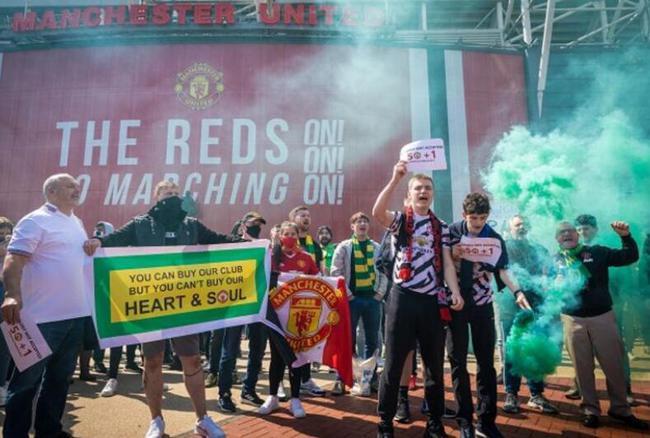 索帅:球迷抗议的确影响了曼联 赛程密集无法应对