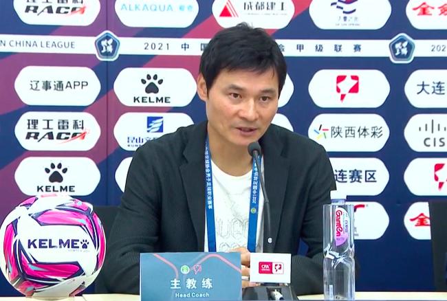 李毅:为队员感到骄傲 把握机会能力还需提高