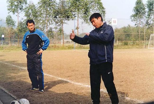 2002年冬训 广东清远